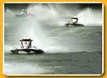 Power Boat Racing in Abu Dhabi